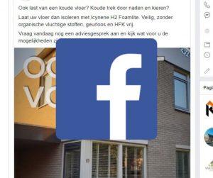 Nieuwe Social media Campagne op Facebook, Twitter en Instagram