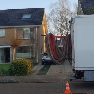 Vloerisolatie met Ecofoam  in Zwolle